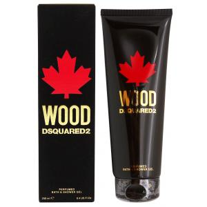 DSQUARED2 WOOD天性男性沐浴精250ML